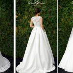 Foto: Foto. Unde poți găsi cele mai frumoase rochii de mireasă cu broderie 3D