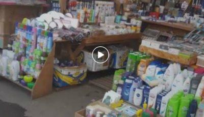 Produse de igienă, cosmetică şi parfumerie contrafăcute, depistate în Piaţa Centrală