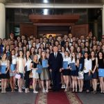 Foto: Reacția Președinției față de faptul că unii absolvenți au refuzat diploma lui Igor Dodon
