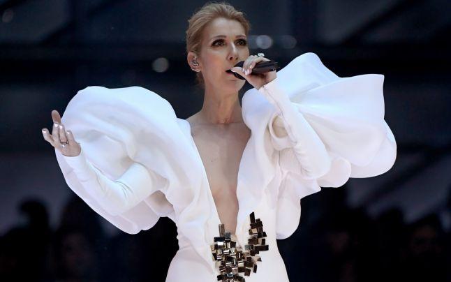 Foto: Céline Dion a pozat nud la 49 de ani pentru revista Vogue