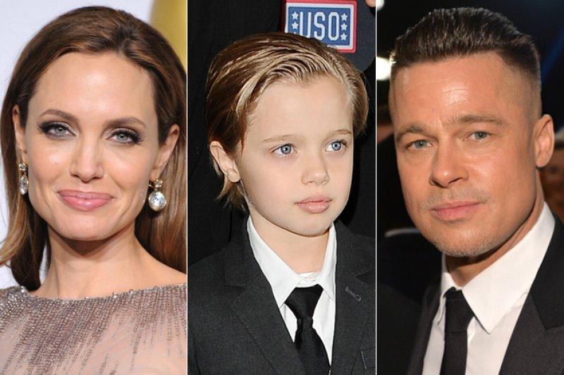 Foto: Fiica Angelinei Jolie şi a lui Brad Pitt, Shiloh, se pregăteşte pentru operaţia de schimbare de sex!