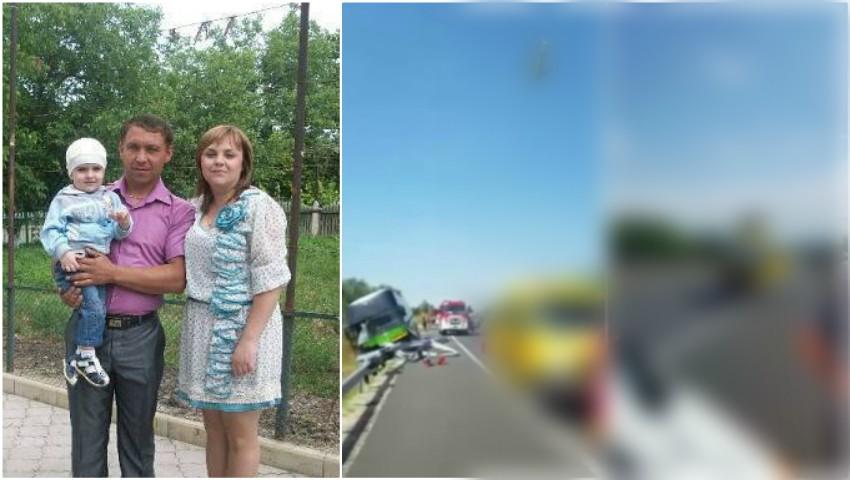 Foto: Familia moldoveanului rănit grav în accidentul din Ungaria cere ajutor!
