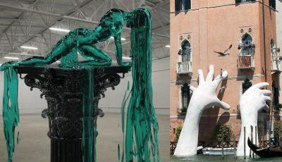 7 sculpturi moderne din lume pe care merită să le vezi!