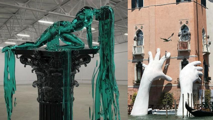 Foto: 7 sculpturi moderne din lume pe care merită să le vezi!
