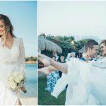 Foto: Primele poze de la nunta Cristinei Gheiceanu!