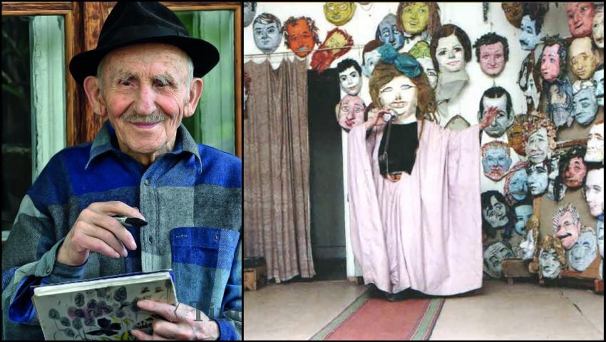 Foto: Maestrul Gleb Sainciuc ar fi împlinit astăzi 98 de ani!