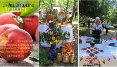 """,,Hai la piersici!"""", festivalul piersicilor din satul Tudora își așteaptă vizitatorii la cel mai savuros eveniment al verii!"""