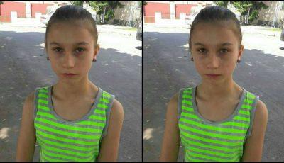 O fetiță de 15 ani a dispărut fără urmă! Poliția e în alertă