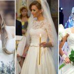 Foto: Cum și-au ales rochiile de mireasă, vedetele de-acasă