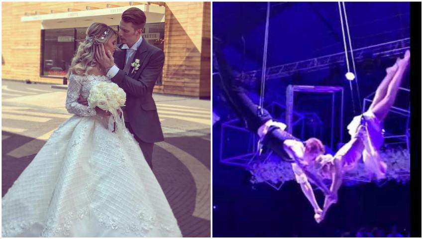 Foto: Primul dans al mirilor Presnyakov i-a lăsat mască pe invitați! Vezi video
