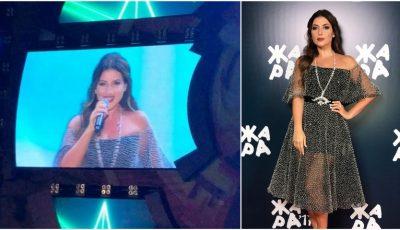 """Interpreta Jasmin a cântat în limba română piesa ,,Romantică"""" la un festival din Baku!"""