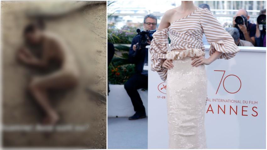 Foto: O actriță de la Hollywood a ajuns piele și os pentru rolul din noul său film!