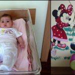 Foto: Strigăt de durere! O mamă cere ajutorul pentru a-și putea salva fetița în vârstă de 8 luni