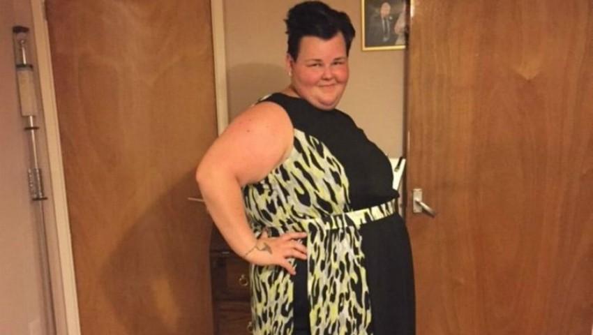 Foto: Arată fenomenal! Timp de un an a reușit să slăbească 82 de kg