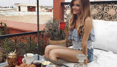 Ce mănâncă Cristina Gheiceanu la micul dejun?