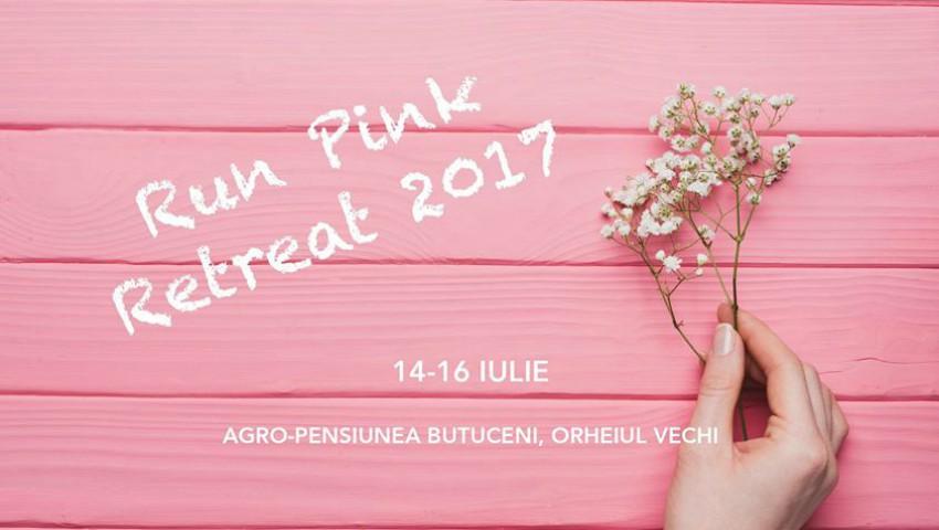 """Foto: ,,Run Pink Retreat"""" vine în ajutorul femeilor diagnosticate cu cancer!"""