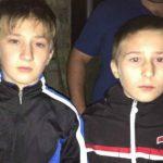 Foto: Cei doi copii de la școala internat, dați dispăruți, au fost găsiți!