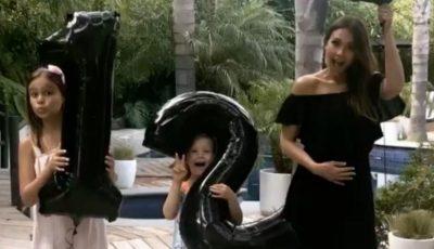 Jessica Alba, în costum de baie la plajă! Cum arată cu burtica de gravidă