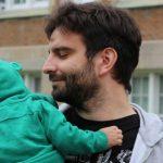 Foto: Alecu Mătrăgună și-a arătat pentru prima dată fiul!
