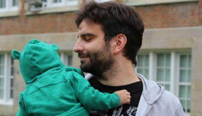 Alecu Mătrăgună și-a arătat pentru prima dată fiul!
