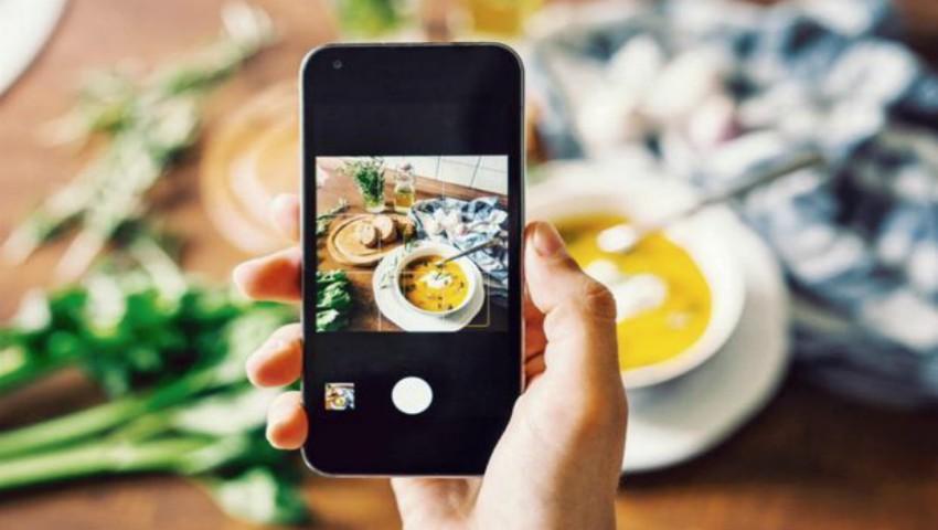 """Foto: S-a inventat aplicația care ,,ghicește"""" ingredientele mâncării din farfurie!"""