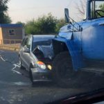 Foto: Accident grav pe strada Grenoble din Capitală!