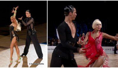 Medalie de aur pentru Moldova la Jocurile Mondiale 2017, secțiunea dans sportiv! Video