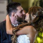 Foto: Nunta anului în imagini. Messi și Antonella au atras toate privirile