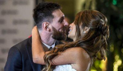 Nunta anului în imagini. Messi și Antonella au atras toate privirile
