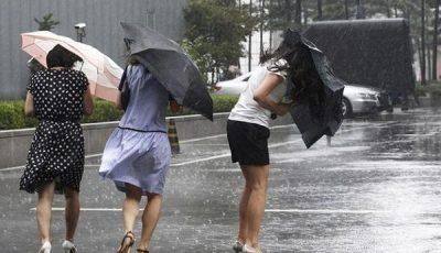Astăzi vor fi termeraturi scăzute şi precipitații în toată țara