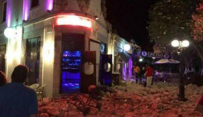 Video. Cutremur puternic în largul coastelor Turciei și Greciei. Peste o sută de oameni au avut de suferit