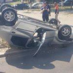 Foto: Tragic! Accident grav în Capitală