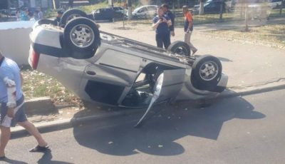 Tragic! Accident grav în Capitală