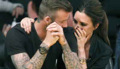 Celebrul cuplu Beckham pare să se fi despărțit