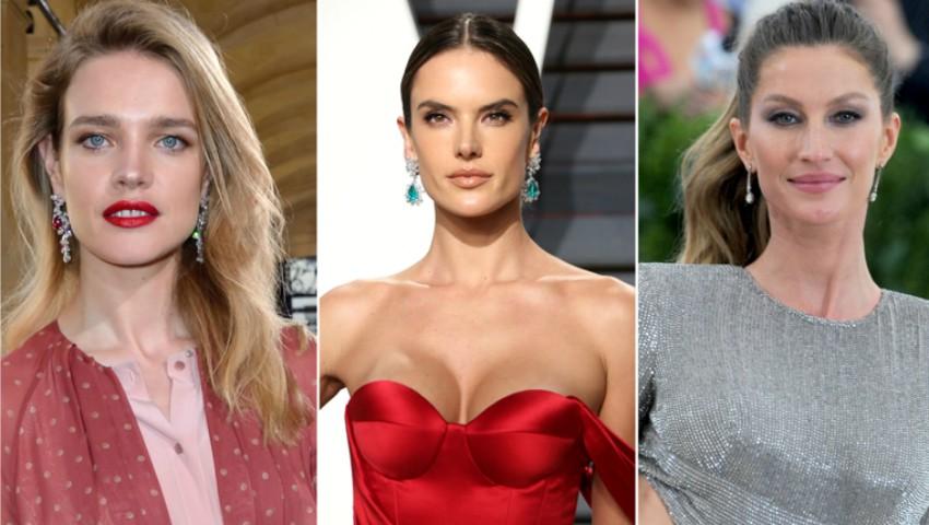 Cum arată cele mai frumoase femei din lume fără machiaj