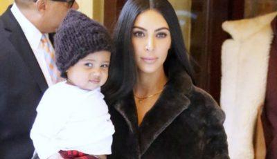 Kim Kardashian va deveni mamă pentru a treia oară!