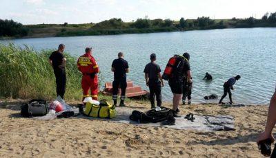 Tragic! Un bărbat a murit înecat în timp ce salvatorii căutau cadavrul altei persoane
