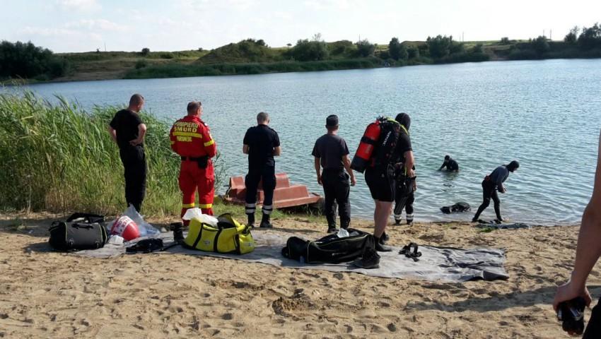 Foto: Tragic! Un bărbat a murit înecat în timp ce salvatorii căutau cadavrul altei persoane