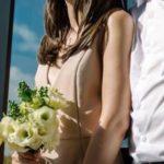 Foto: O prezentatoare TV din Moldova a spus adio vieții de burlăciță. S-a măritat!