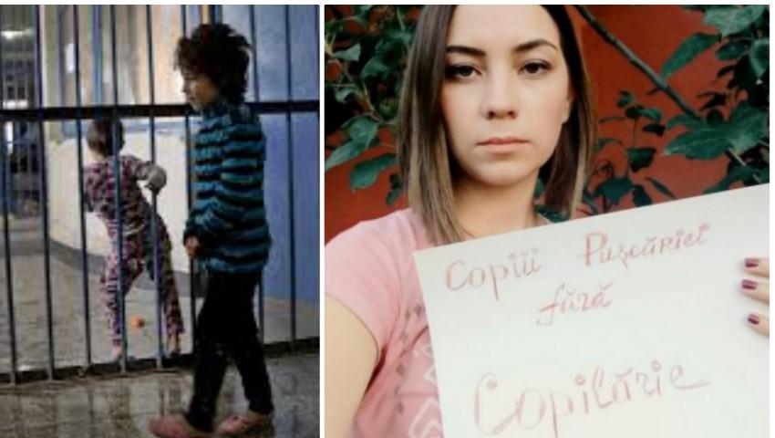 """Foto: Trist! """"Bebelușii pușcăriei fără copilărie"""" – proiectul care vizează copiii născuți în penitenciare, riscă să nu fie realizat"""