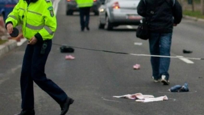 O moldoveancă a fost lovită mortal de o mașină