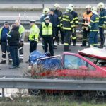 Foto: Accident grav în Italia cu o familie de moldoveni. Mama și fetița de 9 luni au avut de suferit