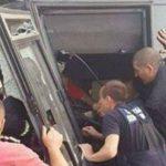 Foto: Accident grav! Un autobuz cu 56 de pasageri moldoveni s-a tamponat cu un microbuz în Ucraina