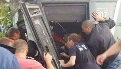 Accident grav! Un autobuz cu 56 de pasageri moldoveni s-a tamponat cu un microbuz în Ucraina