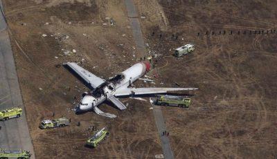 Tragic! Un avion  s-a prăbușit, niciunul din pasageri nu a supravețuit