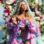 Foto: Prima poză cu gemenii lui Beyonce