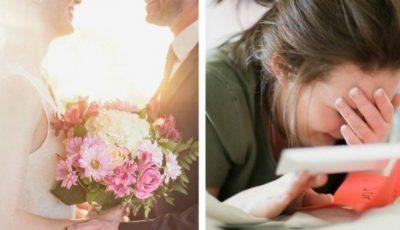 Au deschis după 9 ani un cadou primit la nuntă. Când au vazut ce era înăuntru, au avut parte de un șoc