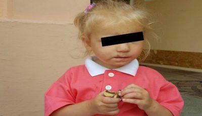 Fetița abandonată de propria mamă în Piața Centrală va fi luată sub tutela unui asistent parental