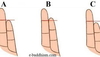 Vezi cum lungimea degetelor îți influențează temperamentul