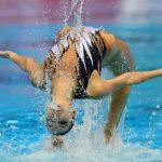 Foto: O moldoveancă a câștigat medalia de Aur la Campionatul Mondial de natație